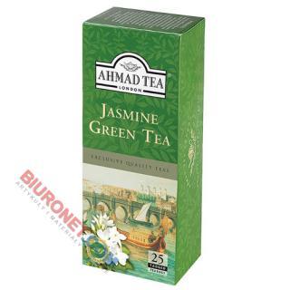 Herbata zielona Ahmad Jasmine Green Tea, jaśminowa