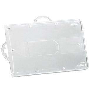 Holder do kart plastikowych bez taśmy Typ-K, 50 szt. Argo