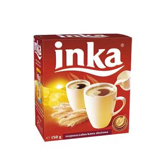 Inka Klasyczna, zbożowa kawa rozpuszczalna, kartonik