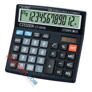 Kalkulator Citizen CT-555N, biurowy