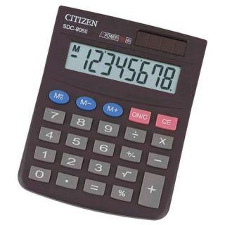 Kalkulator Citizen SDC-805- 8 miejsc