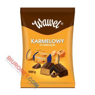 Karmelowe w Czekoladzie Wawel, cukierki