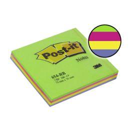 Karteczki Post-it, wiosenny bloczek 100 kartek