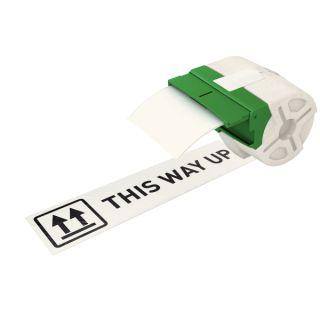 Kaseta Leitz ICON, z papierową taśmą samoprzylepną do drukowania etykiet
