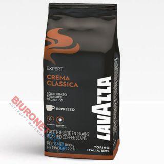 Kawa Lavazza Expert Crema Classica, seria Vending, ziarnista