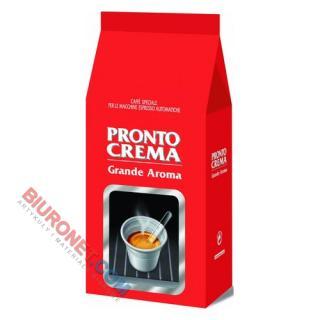Kawa Lavazza Pronto Crema Grande Aroma, ziarnista