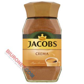 Kawa rozpuszczalna Jacobs Crema Gold, pudrowa