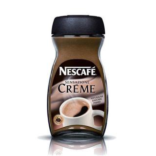 Kawa rozpuszczalna NESCAFÉ Sensazione Creme, pudrowa 200g