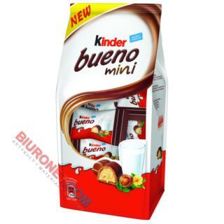 Kinder Bueno Mini, praliny czekoladowe z kremem orzechowym