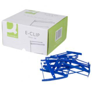 Klips archiwizacyjny Q-Connect E-Clip, do spinania dokumentów  #archiwizacja