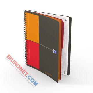 Kołozeszyt Oxford International Activebook B5, 80 kartek, plastikowa oprawa