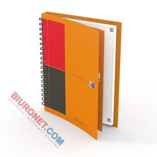 Kołozeszyt z teczką Oxford Meetingbook B5, 80 kartek