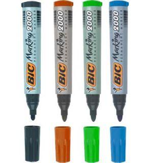 Komplet BIC Marking NB2300, 4 markery permanentne