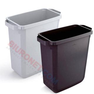 Kosz na odpady, plastikowy Durable Durabin 60l.