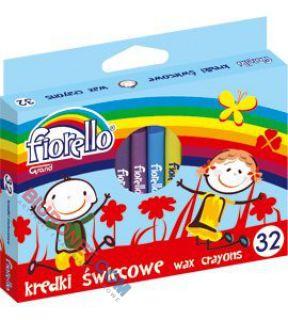 Kredki świecowe Fiorello