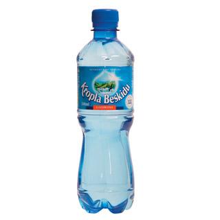 Kropla Beskidu, woda mineralna [0,5L x 12 sztuk]