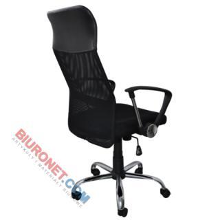 Krzesło biurowe Korfu Office Products, tkanina membranowa - siatka