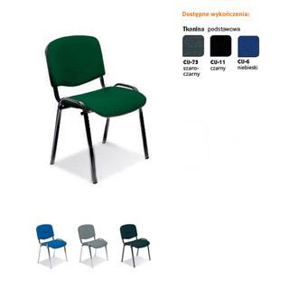 Krzesło ISO black. Nowy Styl.