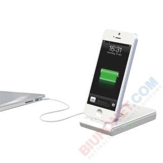 Ładowarka Leitz Complete 3w1 ze złączem lightening do iPhone'a 5