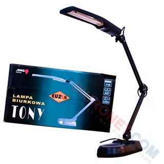 Lampka biurkowa Tony, z podstawką