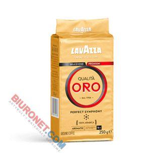 Lavazza Qualita Oro Perfect Symphony, kawa mielona, w kostce 250g