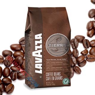 Lavazza Tierra, kawa ziarnista 100% Arabica 1kg
