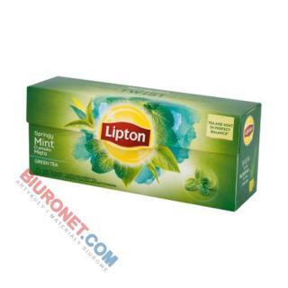 Lipton Green Tea, zielona herbata ekspresowa, 25 torebek