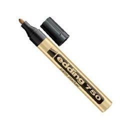 Marker lakierowy Edding 750, okrągła końcówka 2-4 mm