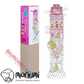 Miarka wzrostu Monumi, 40 x 160cm