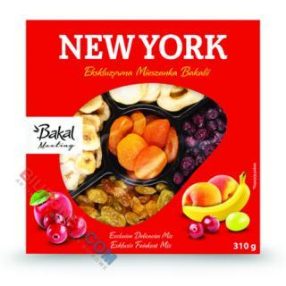 Mieszanka Bakal Meeting New York, mieszanka bakalii