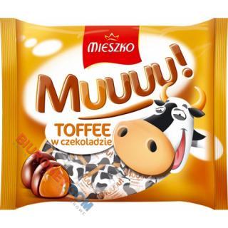 Mieszko Muuuu! Praliny toffee w czekoladzie