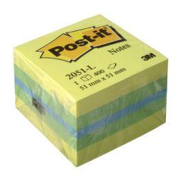 Mini kostka Post-it 51x51 mm, 400 kartek
