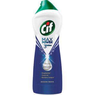 Mleczko CIF Cream UltraBiel, do czyszczenia, z wybielaczem i mikrokryształkami