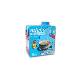 Mleko zagęszczone Gostyń, zawartośc tłuszczu 7,5%
