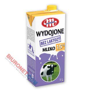 Mlekovita Wydojone, mleko bez Laktozy w kartonie 1L
