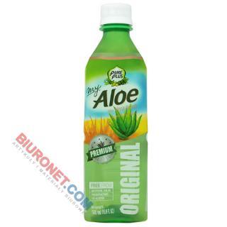My Aloe Oringinal, napój aloesowy