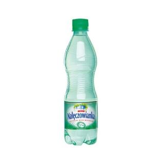 Nałęczowianka, woda mineralna [0,5L x 12 sztuk]