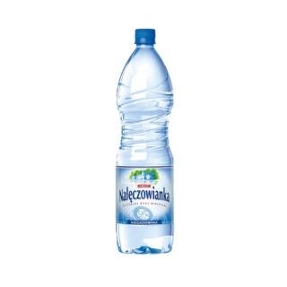 Nałęczowianka, woda mineralna [1,5L x 6 sztuk] niegazowana