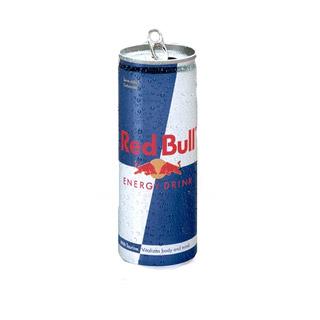 Napój energetyczny Red Bull, w puszce