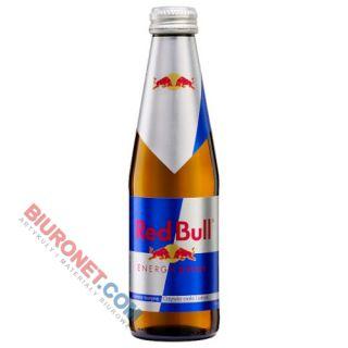 Napój energetyczny Red Bull, w szklanej butelce 250ml x 24 sztuki
