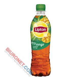 Napój Lipton Ice Tea, czarna herbata mrożona 0,5L x 12 sztuk