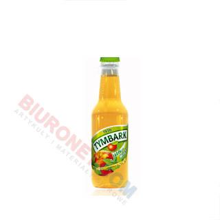 Napój Tymbark w szklanej butelce [0,25L x 24 sztuki]