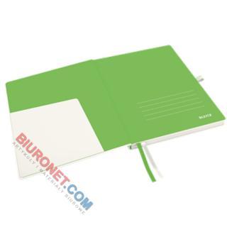 Notatnik Leitz Complete, format iPad'a, 80 kartek w kratkę, oprawa skóropodobna