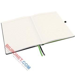 Notatnik Leitz Complete, format iPad'a, 80 kartek w linię, oprawa skóropodobna