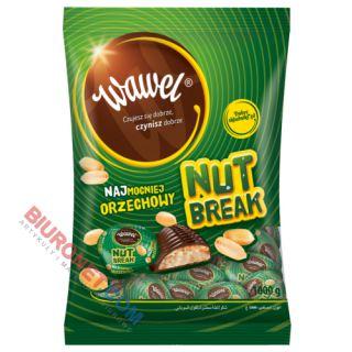 Nut Break Wawel, czekoladki z nadzieniem orzechowym