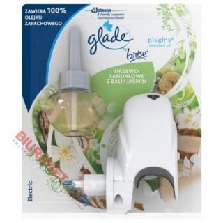 Odświeżacz powietrza Glade by Brise Electric, do gniazdka, mix zapachów