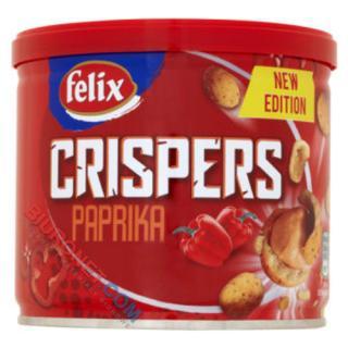 Orzechy ziemne Felix Crispers, w chrupiącej skorupce paprykowej