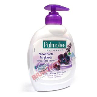 Palmolive Naturals, mydło w płynie z pompką 300 ml
