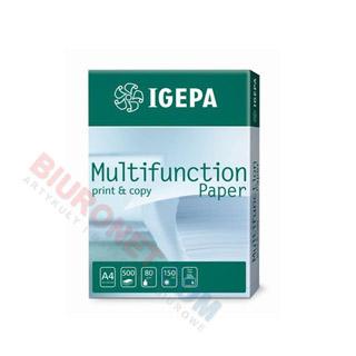 Papier Multifunction A4/80g, wysoka biel CIE 153, klasa C+
