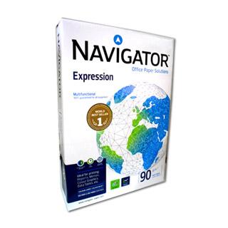 Papier Navigator Expression A4/90g, do druku atramentowego, klasa A++